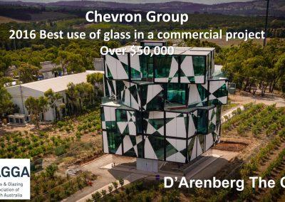 d'Arenberg award